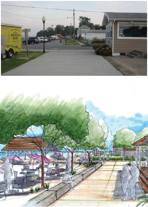 Hawthorn Street Before and After