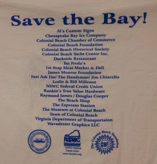 Save the Bay Beach and River Cleanup