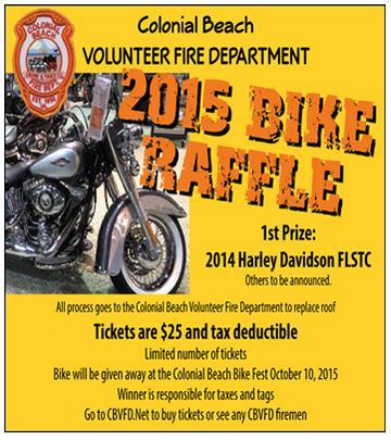 Harley Bike Raffle