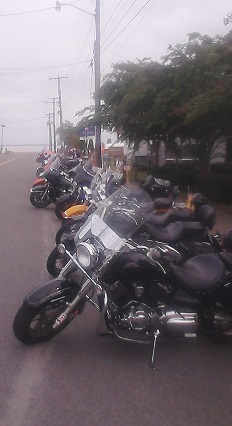 Colonial Avenue motorcycles