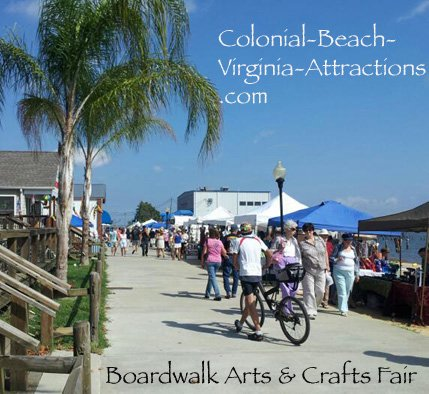 Boardwalk Arts & Crafts Festival