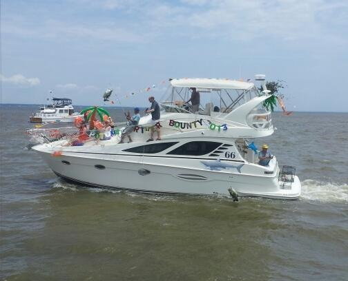 Boat Parade Entry