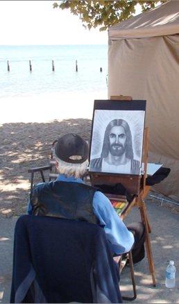 Picturing Jesus