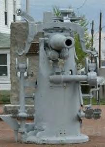War Memorial cannon