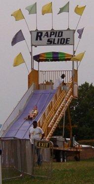 carnival slide