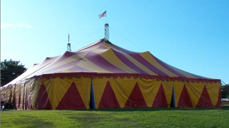 The Big Top is Tops!