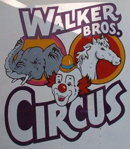 Walker Bros. Circus in Colonial Beach