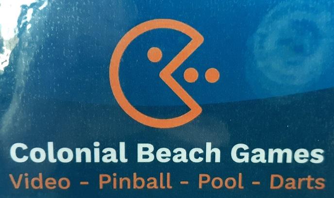 Colonial Beach Games logo