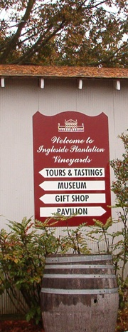 Tastings, Tours and More at Ingleside