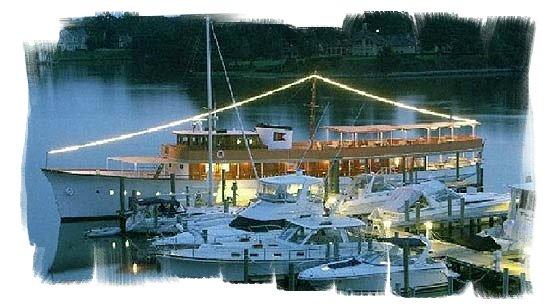 Miss Ann Fantail Yacht