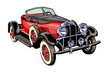 classic car convertible