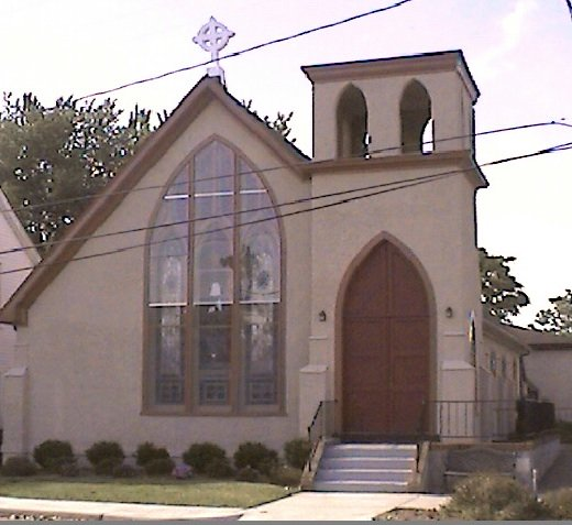 St. Mary's Episcopal Church in Colonial Beach