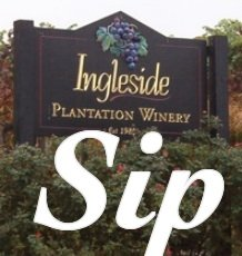 sign at Ingleside Winery