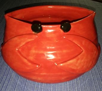 Crab Pot by Hannah