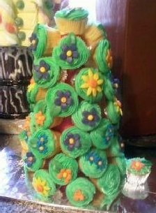 cupcake tree
