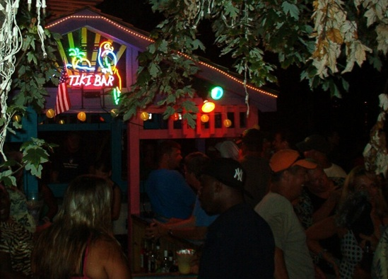 Tiki Bar at Dockside Restaurant & Blue Heron Pub