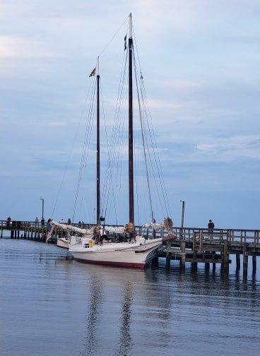 Edna Lockwood Ship