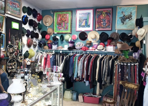 Esco has hats, clothes and more in store!