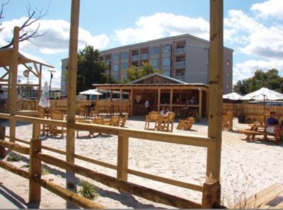 Tiki Bar in Colonial Beach