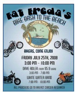 Fat Fredas 2008 Bike Bash