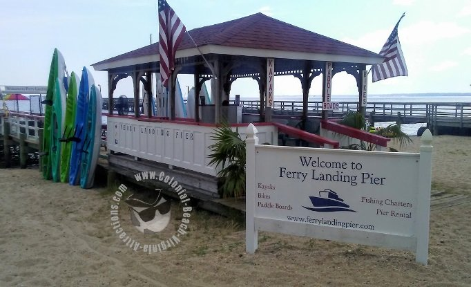 Ferry Landing Pier
