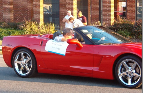 Grand Marshal Coach Steve Swope
