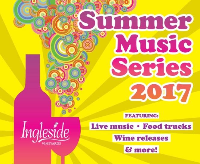 Ingleside Summer Music Flyer