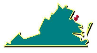 Virginia maps