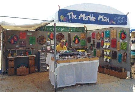 The Marble Man, Woodford VA