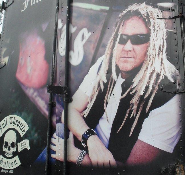 Michael of Full Throttle Saloon
