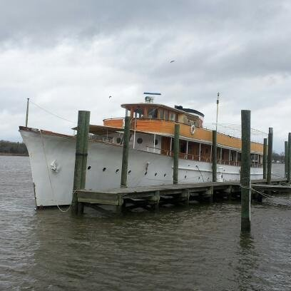 Miss Ann Historic Yacht
