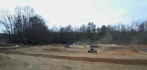 Motocross Track Expansion 2011