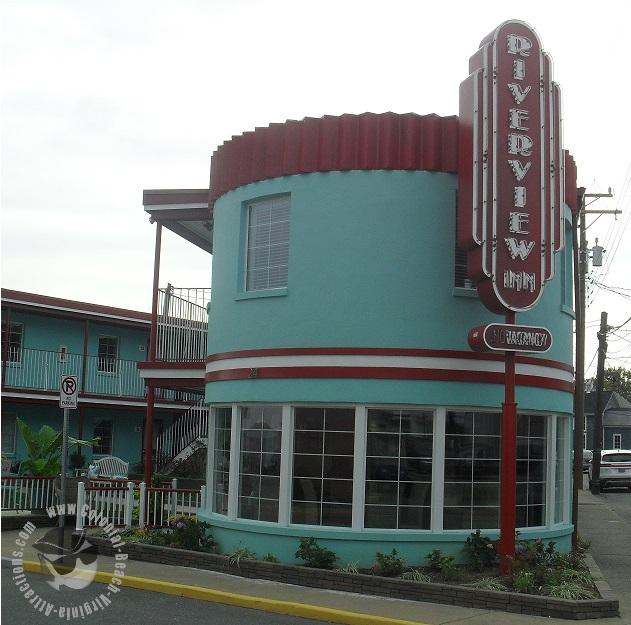 riverview inn vacancy sign