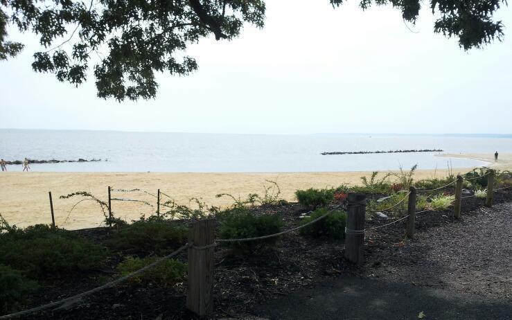 View of Potomac River