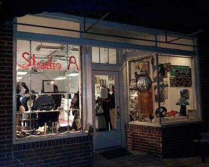 Studio A Grand Opening