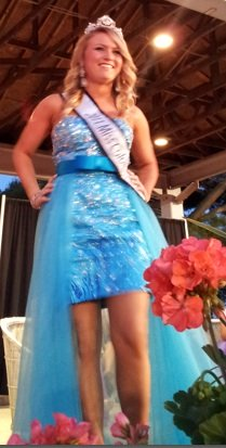 Miss Colonial Beach 2011 Taylor Campbell