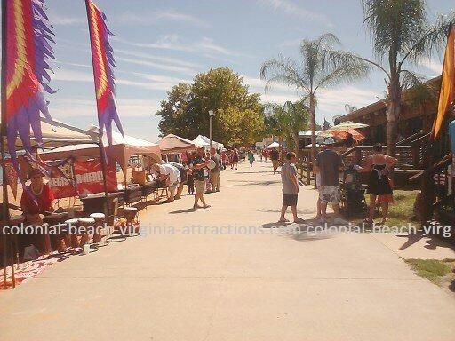 waterfest boardwalk vendors