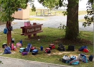 Have a Picnic at Westmoreland State Park