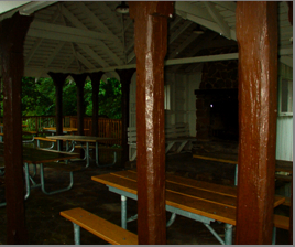 Picnic Shelter 1 at Westmoreland State Park